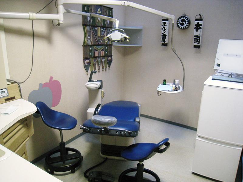 個室治療スペース